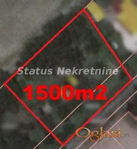 ODLIČAN VELIKI PLAC 1500 m2 NA KAMENJARU ZA INVESTITORE