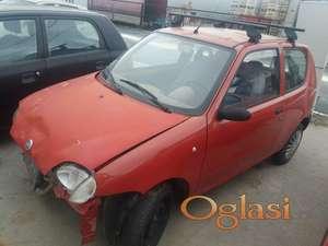 Razni delovi za Fiat Seicento 1,1 benzin 2001 godište!