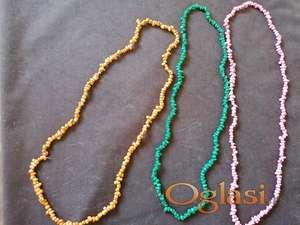 Ogrlice od poludragog kamenja