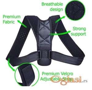 Pojas za kičmu ledja - za držanje kičme i ramena