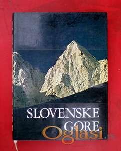 SLOVENSKE GORE, monografija na slovenačkom jeziku