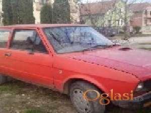 Stari Banovci Yugo 45 Benzinac 1990
