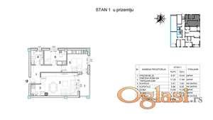 Nov dvoiposoban stan sa PDV-om u Čalijama