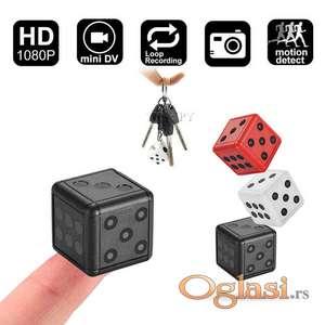 Mini kamera SQ16 1080P spijunska kamera