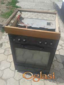 ^Elektrolux^ pec sa kompletnom polovnom kuhinjom povoljno 120 E