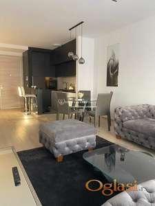 Izdavanje stanova Beograd-Lux stan na Novom Beogradu, garaža