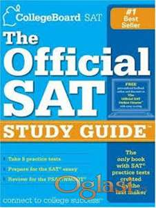 The official SAT study guide - college-board