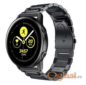 Crna narukvica samsung galaxy watch 42mm r810