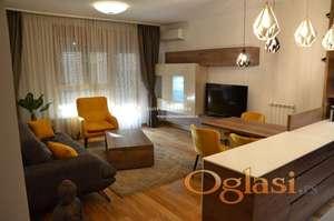 Izdavanje stanova Novi Beograd- Wellport- Lux stan sa garažom