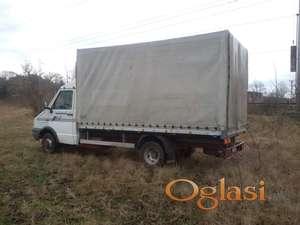 Prevoz robe i selidbe kamionom