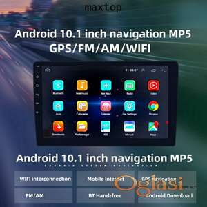 Multimedija 10Inch 2DIN Android-Navigacija