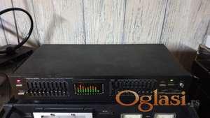 REALISTIC Model 31-9081 Stereo Ekvilajzer