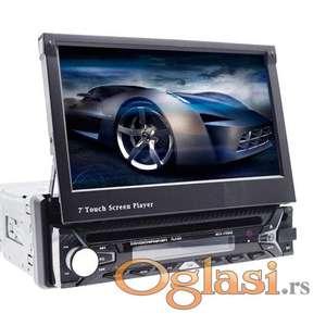 1din Multimedija 7inc GPS Multimedija MP5 Bluetooth SD HD