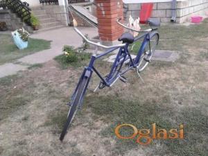 Prodajem spojenu biciklu