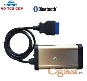 Oki čip VD TCS PRO Bluetooth obd OBD2 dijagnostički alat