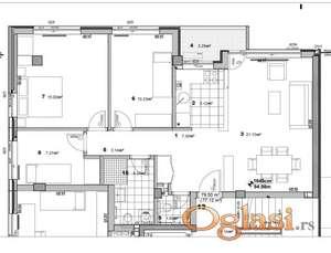 SAJMISTE, 77 m2, 130900 EUR