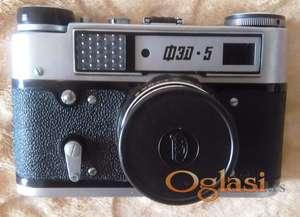 Foto aparat FED-5, SSSR