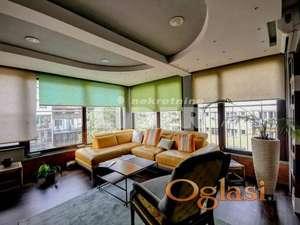 Lux duplex u centru sa garažnim mestom ID#99971