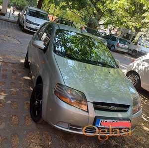 Chevrolet Kalos 1.4 kupljen nov u Srbiji