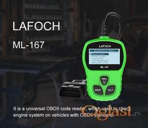 Dijagnostika za auto Lafoch ML-167 OBD II