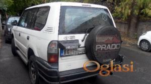 Beograd Toyota Land Cruiser Prado 2000