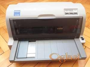 Epson LQ630 (extra stanje kao nov)