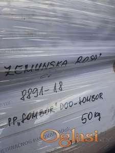 "Zito seme "" Zemunska rosa"" 84 hektolitar 40 tona"