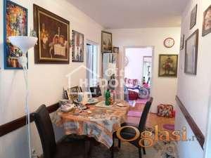 Prostran, svetao dvosoban stan u Braće Jerković ID#6496