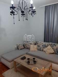 Dvosoban stan na Panteleju 50m2 + dvoriste 70m2 ID#1431