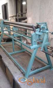 Rund mašina 2060 mm radne dužine