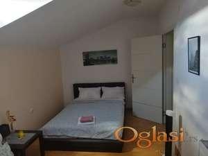 Izdajem Apartman, 45m2, Sajam, Parking, Novi Sad