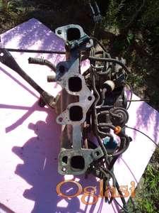 Membranski karburator sa usisnom granom