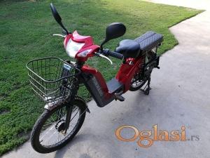 Elektricni motorbicikl