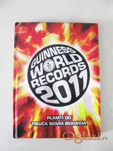 Ginisova knjiga rekorda 2011 / ILUSTROVANO