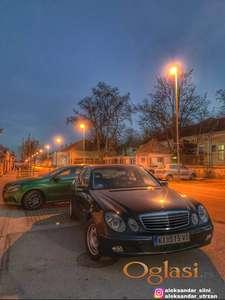 Prodajem Mercedes E200