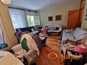Dvosoban stan u Futoškoj ulici, može prepravka u dvoiposoban