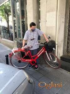 Nov, nekorišćen bicikl