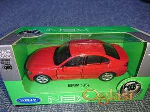 BMW 335i - kolekcionarski model - metalni autić