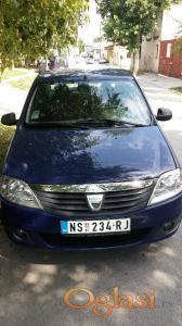 Novi Sad Dacia Logan 1.4 MPI 2008