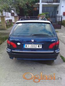 Kikinda Peugeot 406 2.0hdi 2003
