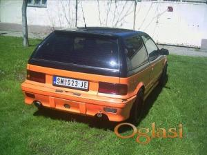 Sremska Mitrovica Mitsubishi Colt GT 1991