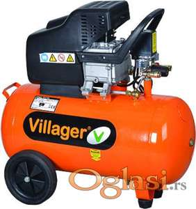 Kompresor za vazduh VAT 50lit VILLAGER