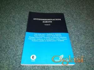 Antidiskriminacioni zakoni - vodič