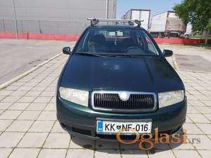 Škoda Fabia 1.9 SDI stranac 2003 god 47 KW Limuzina