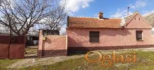 Prodajem kucu u Dobrici okolina Alibunara