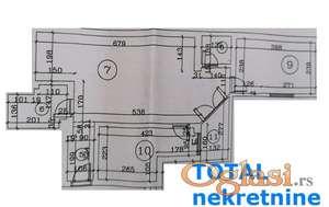 Stan NOVI SAD,TELEP - 54.00 m2 78400 €, ID: 1092206