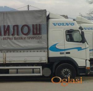 DELOVI VOLVO FH16 470