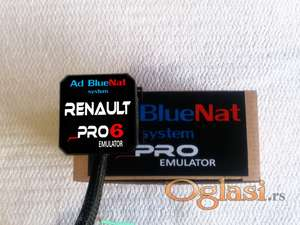 Adblue Emulator Euro 6 Renault Nova generacija