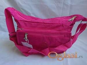 Ženska roze torba