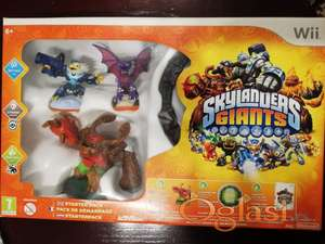 SKYLANDER GIANTSkomplet (2015.god.)